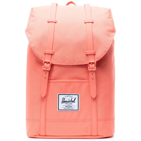 Herschel Retreat Zaino 19,5l, fresh salmon